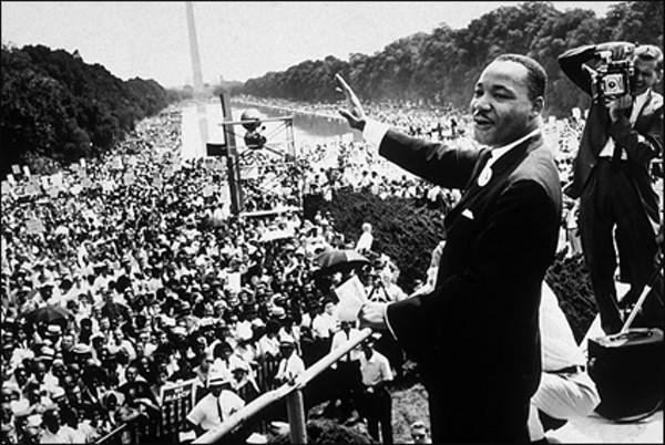 MLK dream