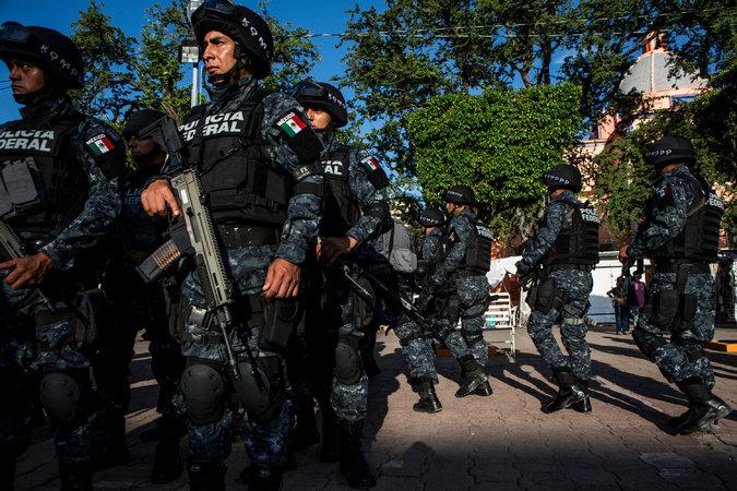 polica federal