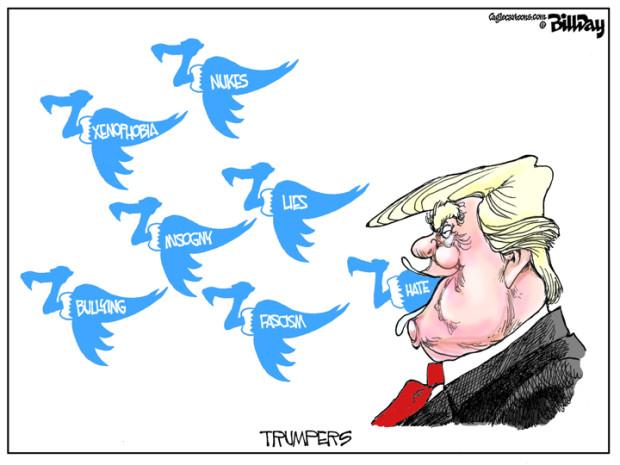 Bill Day / Cagle Cartoons