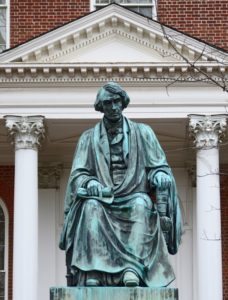 Roger B. Taney at the Statehouse