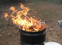 trashfire