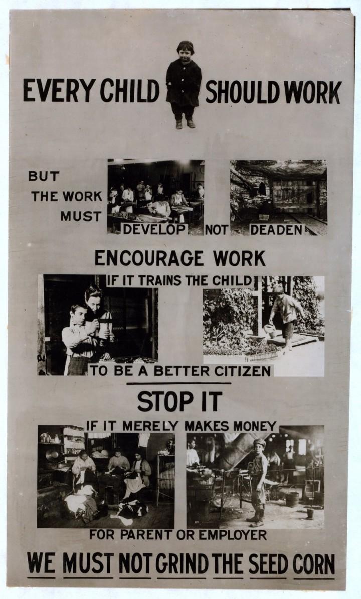 Child labor 1915