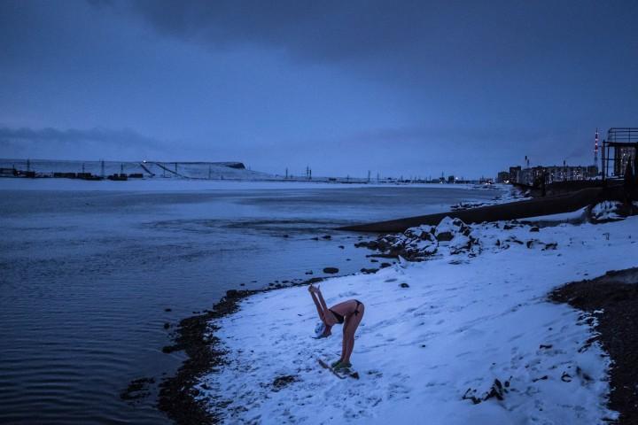 norilsk swim