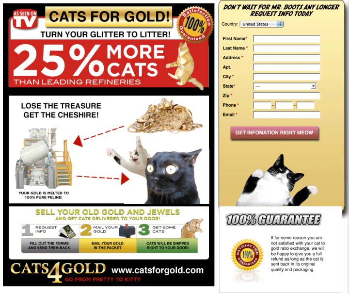 catsforgold