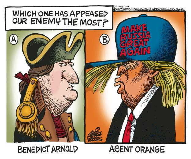 benedict trump