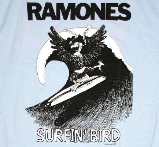 ramones_surfin-bird_f-up