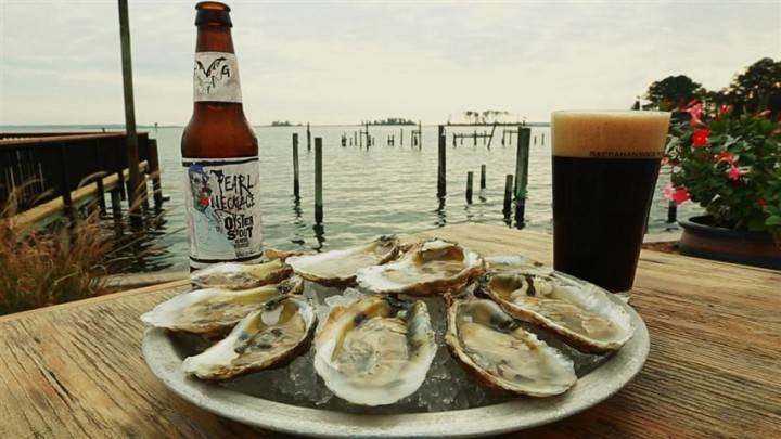 Oyster & stout (Small)